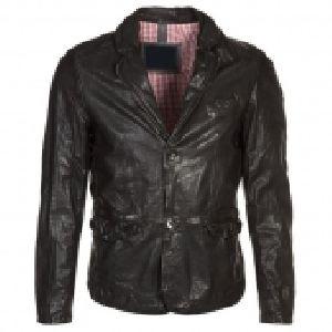 FLE-2106 Leather Mens Jacket