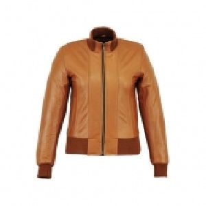 FLE-2203 Leather Ladies Jacket