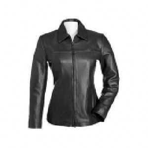 FLE-2204 Leather Ladies Jacket