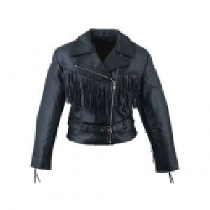 FLE-2205 Leather Ladies Jacket