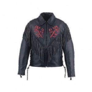 FLE-2206 Leather Ladies Jacket
