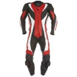 FLE-302 Leather Motorbike Suit
