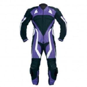 FLE-305 Leather Motorbike Suit