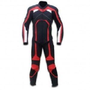 FLE-306 Leather Motorbike Suit