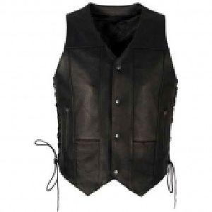 FLE-501 Leather Vest