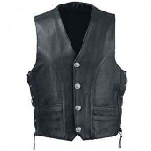 FLE-502 Leather Vest