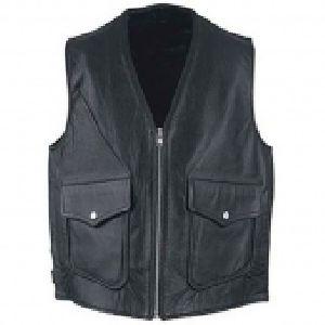 FLE-503 Leather Vest