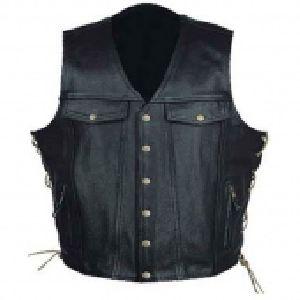 FLE-505 Leather Vest