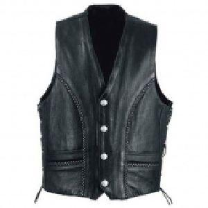 FLE-506 Leather Vest