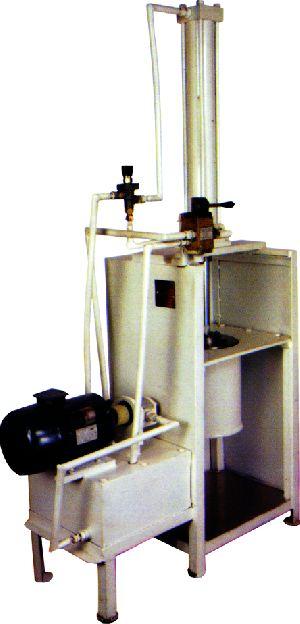 Ghee Strainer Machine