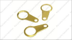 Brass Eathing Tag