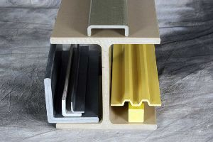 Fiber Reinforced Plastic Channels