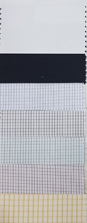 Poly Cotton Shirting Fabric