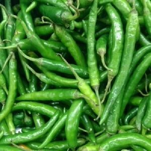 Fresh Green Chilli 02