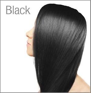 Black Henna Hair Colour Powder 01
