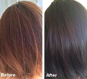 Medium Brown Henna Hair Colour Powder