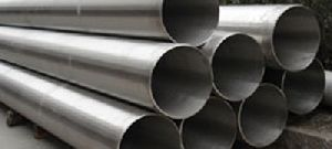 STAINLES STEEL ERW 304 GRADE PIPE