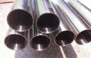 STAINLES STEEL ERW 304 GRADE POLISH PIPE