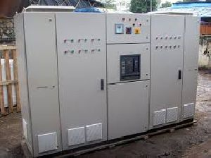 Automatic Power Factor Control Panel 04