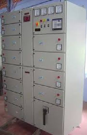 Automatic Power Factor Control Panel 10