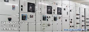 Automatic Power Factor Control Panel 21