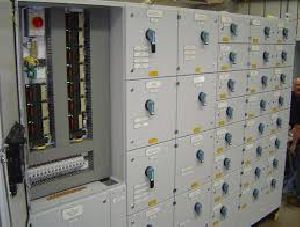 Automatic Power Factor Control Panel 28