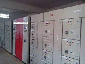 Automatic Power Factor Control Panel 34