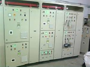 Automatic Power Factor Control Panel 39