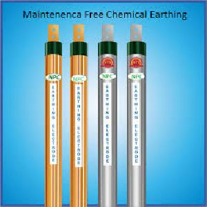 Chemical Gel Earthing Electrode 03