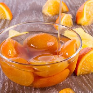 Sliced Apricot