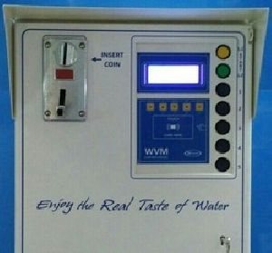 Card Operated Water ATM