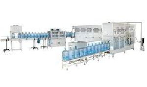 10-50ltr Jar Filling Machine