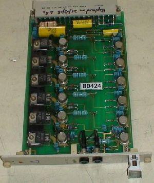 PLC Card Repairing