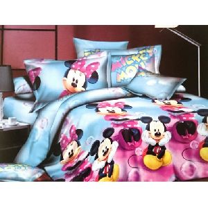 Mickey Mouse Bed Sheets