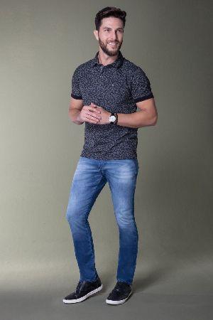 3959 - Mens San Telmo Denim JeansMens San Telmo Denim Jeans