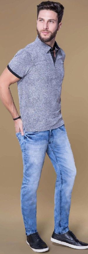 3974 - Mens Caminito Denim Jeans 01