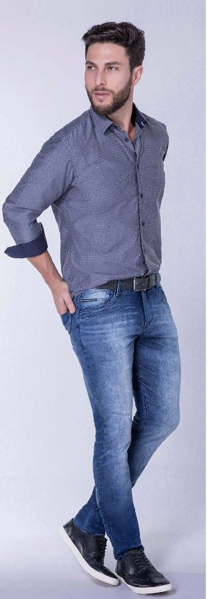3975 - Mens Puerto Madero Denim Jeans 01