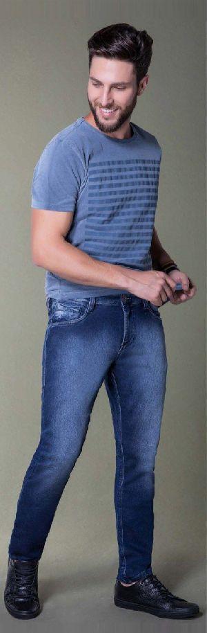 3977 - Mens San Telmo Denim Jeans 01