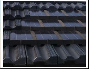 Solar Panel Roof Tiles 01