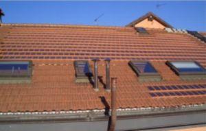 Solar Panel Roof Tiles 04
