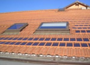 Solar Panel Roof Tiles 06