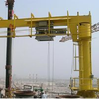 mounted jib cranes