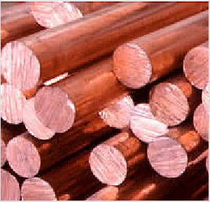 Copper Rods and Hex Bar