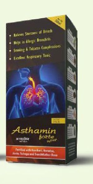 Asthamin Forte Syrup