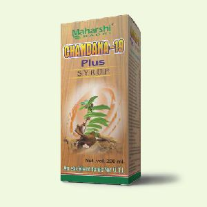 Chandana-19 Plus Syrup