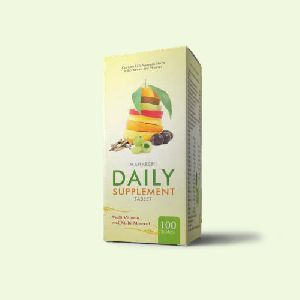 Daily Supplement Tablets