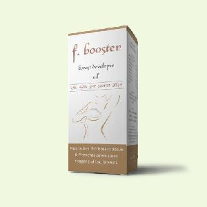 F. Booster Breast Developer Oil