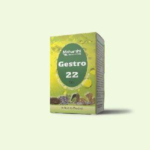 Gestro - 22 Tablets