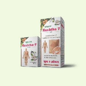 Kushtha - 7 Tablets