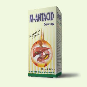 M. Antacid Syrup